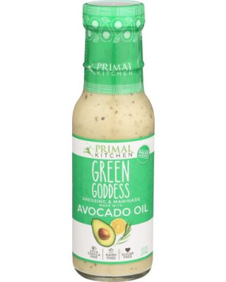 Green Goddess Avo Oil Dressing