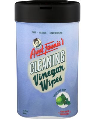 Lemon Cleaning Wipes