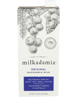 Macadamia Nut Milk Original