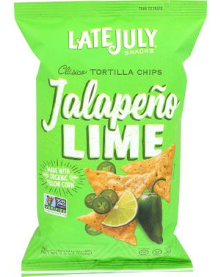Jalapeno Lime Classico Chip