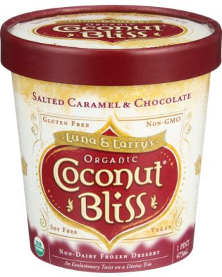 Salted Caramel & Chocolate Coconut Bliss