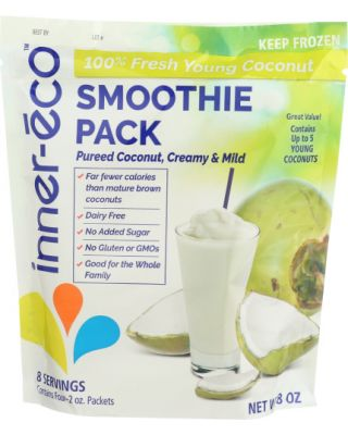 Coconut Smoothie Pack