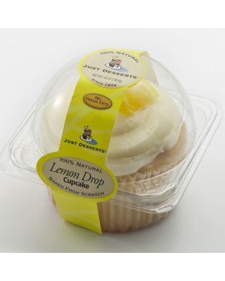 Cupcake Lemon Frosted