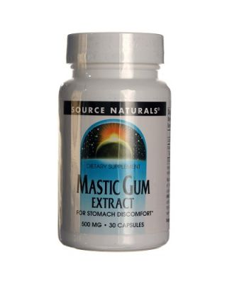 Mastic Gum Extract 500Mg