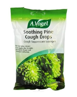 Cough Drops Soothing Pine