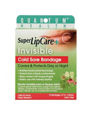 Lip Care Cold Sore Bandage