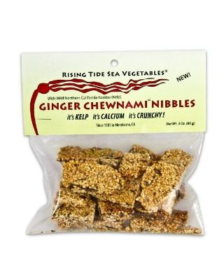Ginger Chewnami Nibbles