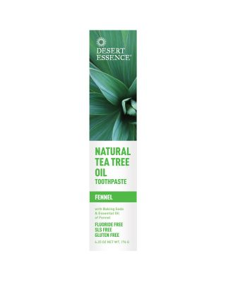 Toothpaste Tea Tree Fennel-Propolis