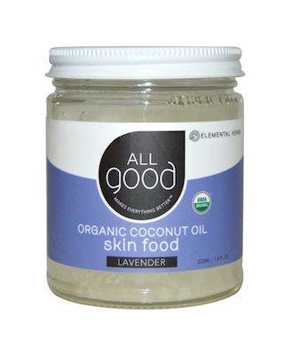 All Good Coconut Oil Lavender