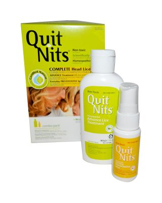 Quit Nits Complete Lice Kit