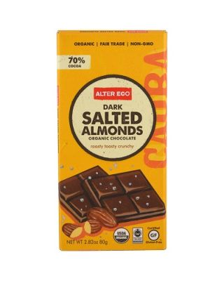 Dark Salted Almond