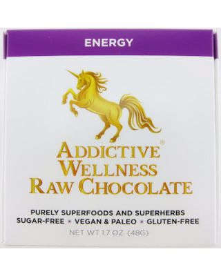 Energy Raw Chocolate