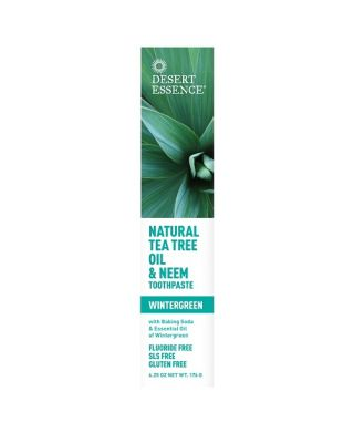 Tea Tree Neem-Wintergreen